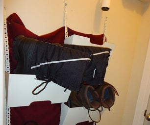 Shoe Rack for Small Spaces