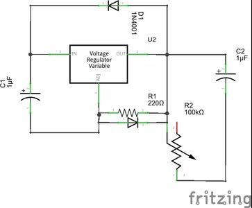 Adding the Resistor