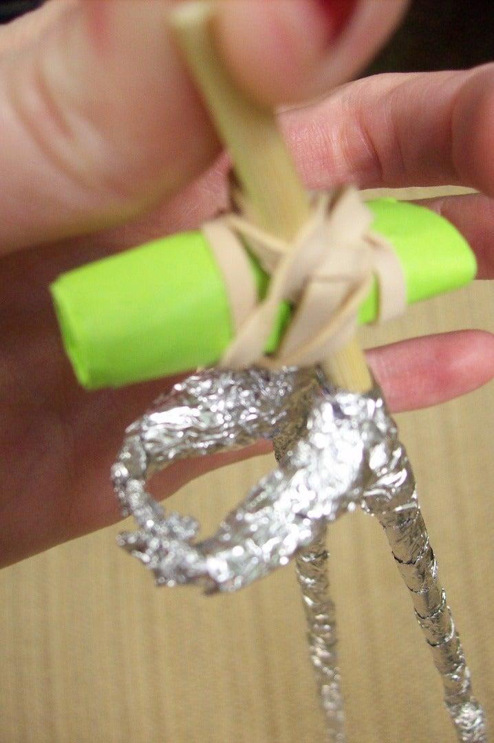 DIY Conductive Tweezers