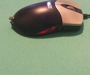 Mr.cheaty-cheat Mouse
