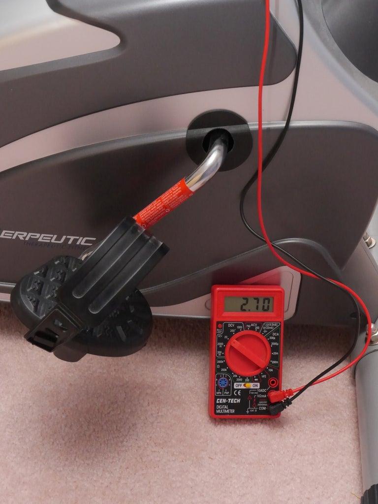 Tap Into Rotation Sensor