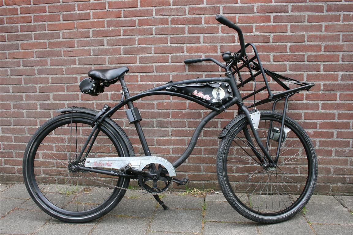 """My """"RubberRat"""" Bike"""