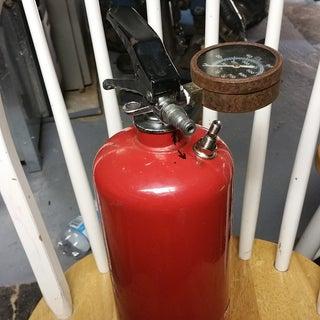 Fire Extinguisher Air Gun