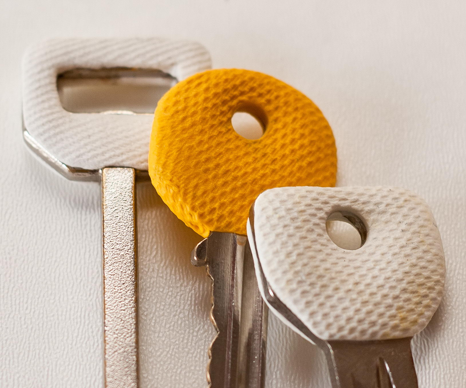 Sugru key head