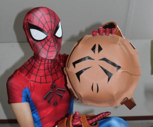 How to make the Mangaverse Spider-Man Backpack