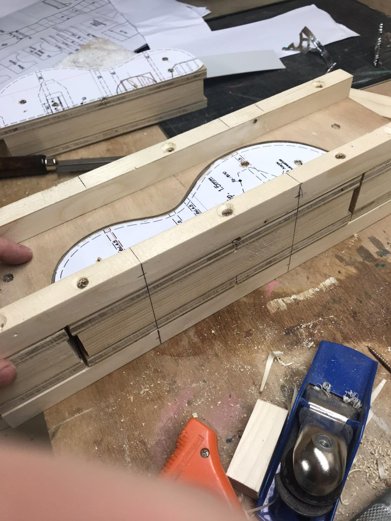 The Templates & Jigs (The Sequel to the Plan!)