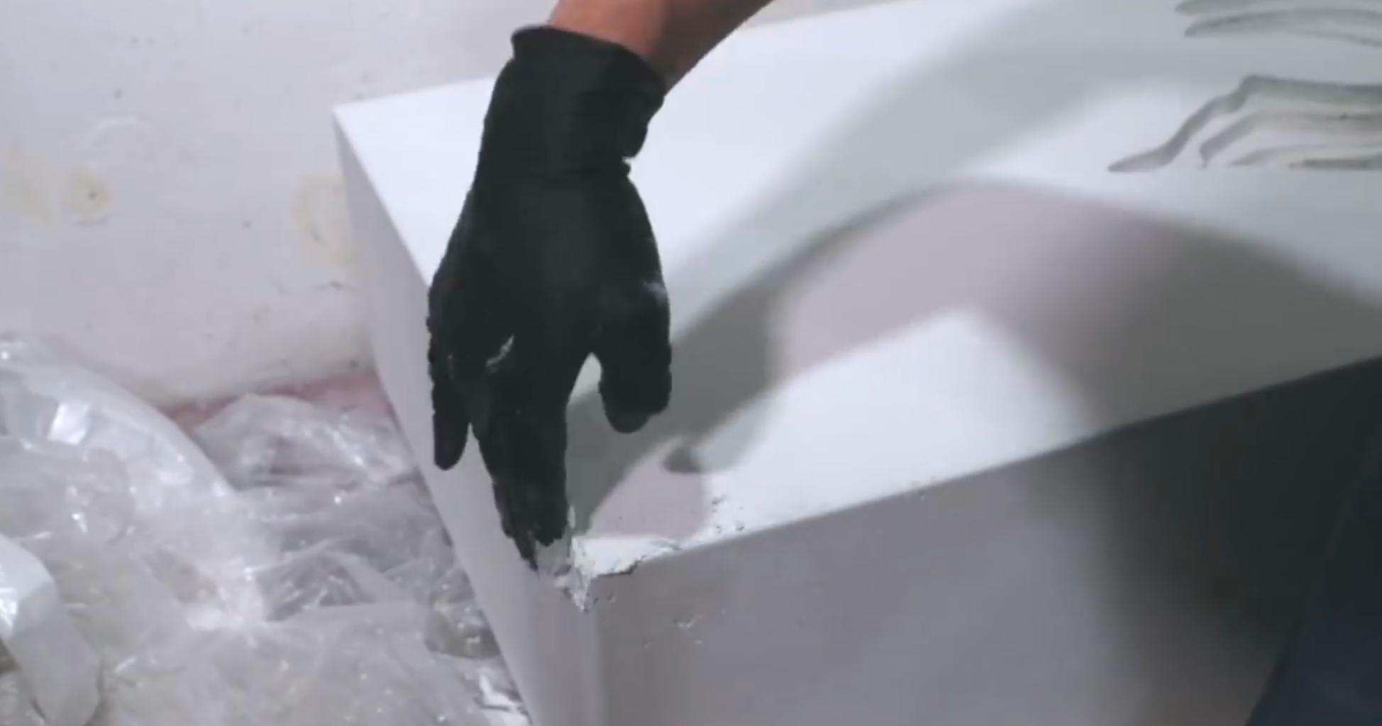 Pre-Finish the Concrete