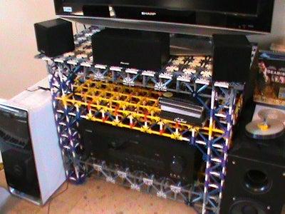 Knex TV Stand