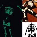 Pug & Pig: Glow in the Dark Skeleton Costume