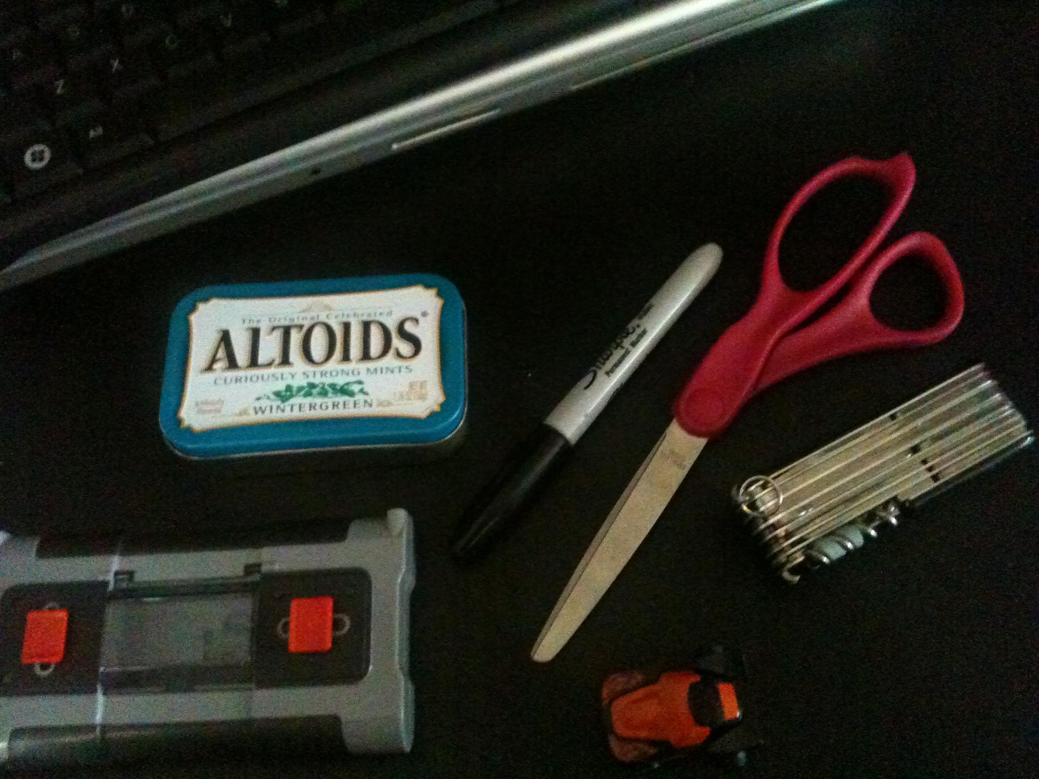 Haunted Altoids (RC Altoids)