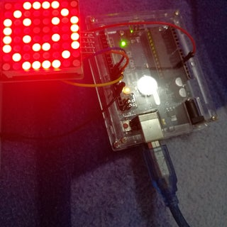 Arduino Led Matrix Connection With Utsource