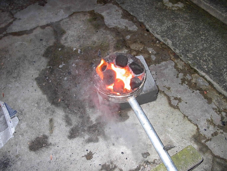 STILL ON FIRE!