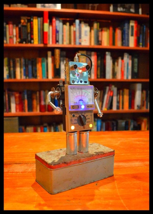 Make a Junkbot