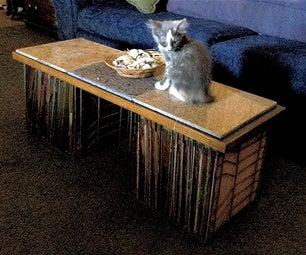 LP Coffee Table