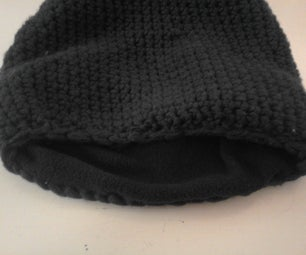 How to Add Fleece to a Hat