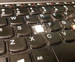 Field Repair a Laptop Keyboard