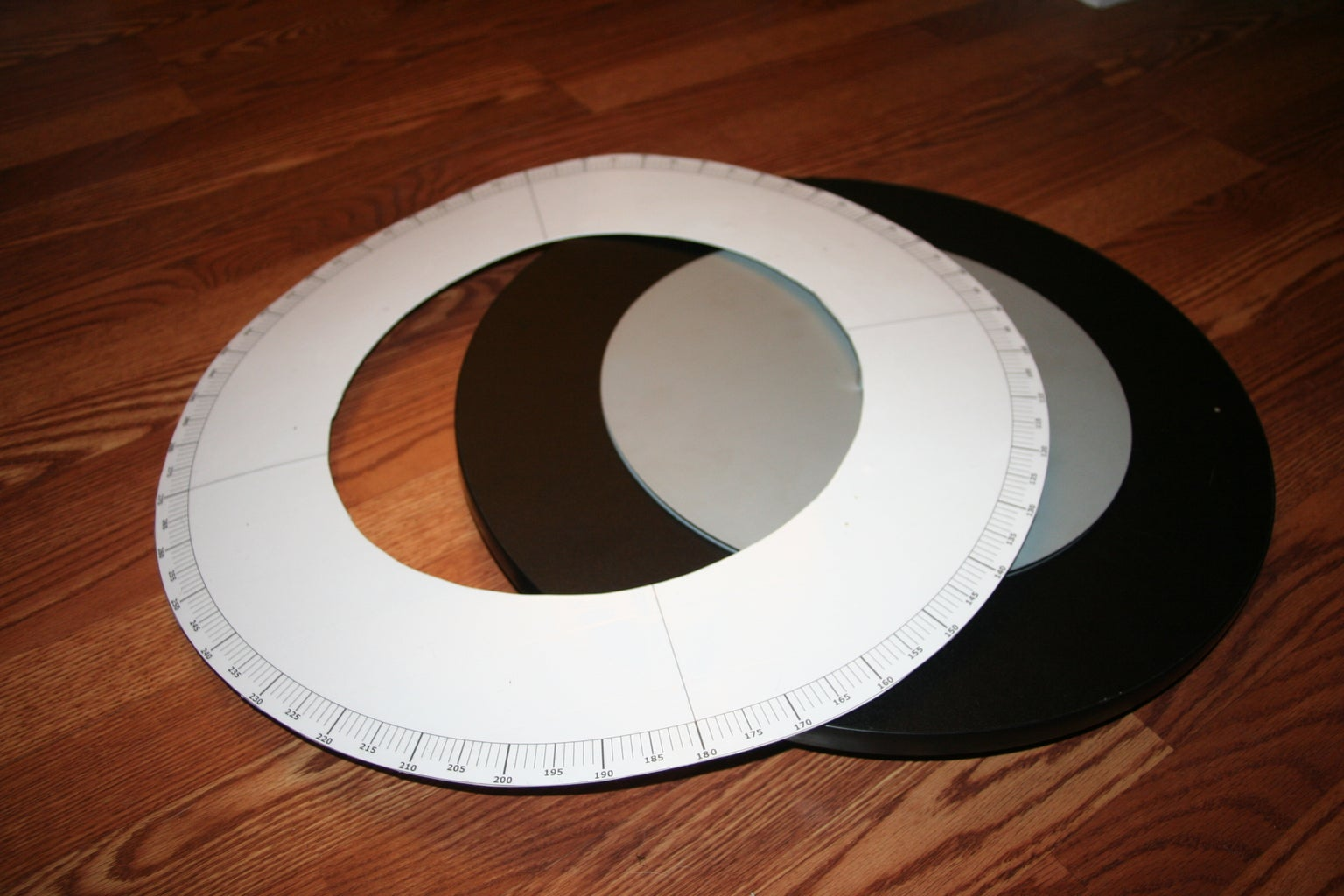 Physical Prototype - Part 1: the Degree Circle