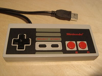 Turn a Nes Controller Into a Usb Drive or Usb Wifi Adapter!