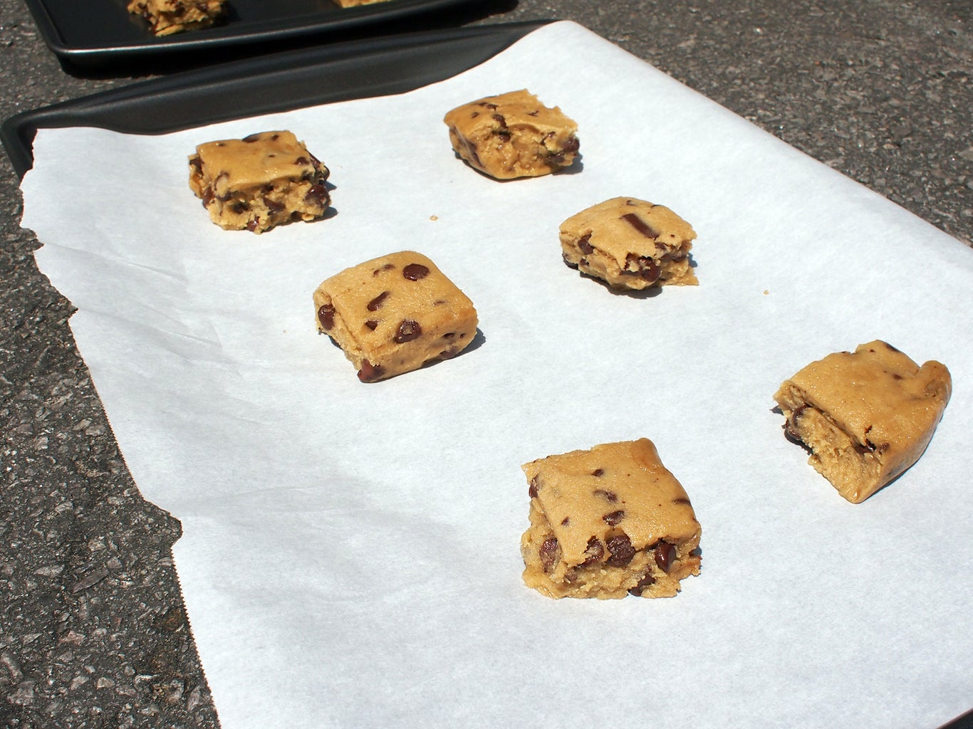 Lay Out Cookies