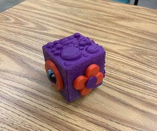 3D Stress Cube