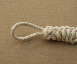 Overhand Knot Lanyard