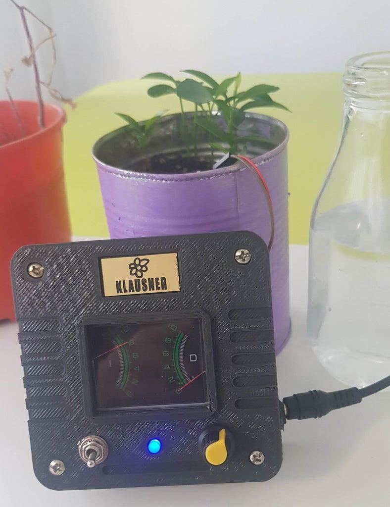 The Klausner Machine :: Hear Your Plants