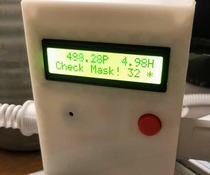Digital Manometer/CPAP Machine Monitor