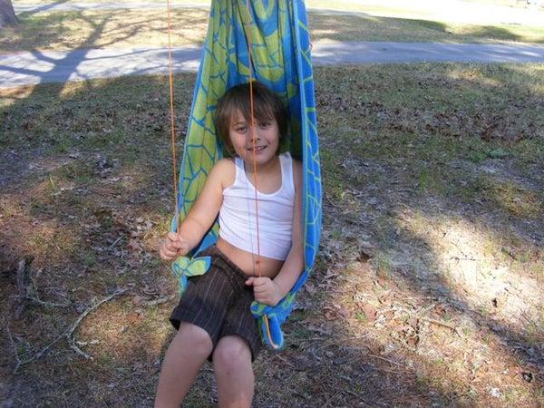 Super-easy Paracord Camp Chair