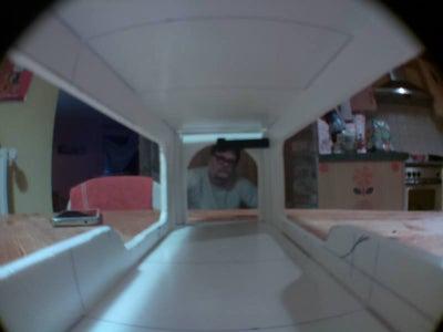 Pi Camera With Fisheye
