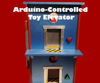 Arduino-Controlled Model Elevator