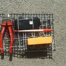 Cheap, Double Sided, Grid-it Style Organiser Board