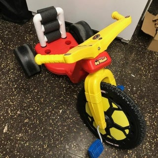 """How to Build a """"Big Wheel"""" Replacement Seat With PVC Pipe"""
