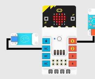 Micro:bit Color-recognized LEDs
