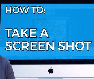 如何在Mac上截图