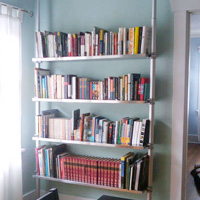 Easy Compression Bookshelf