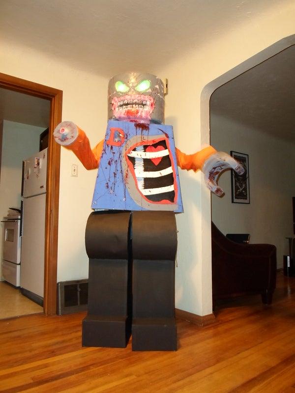Lego Zombie