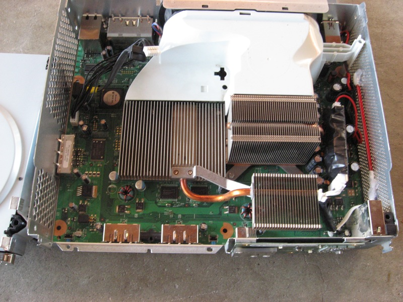 How to Disassemble a Xbox 360