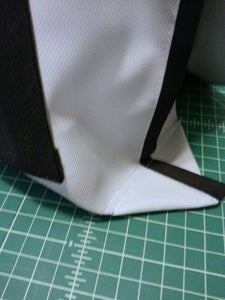 Sewing Up the Sides