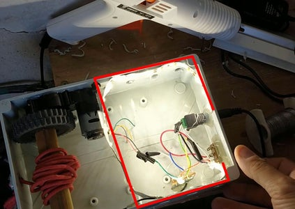 Electronics Mechanism - Led Lights
