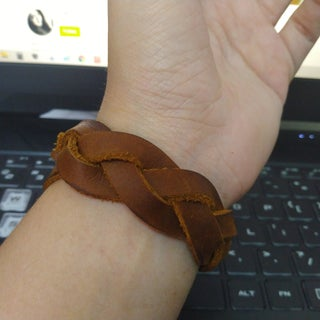 DIY Magic Braided Bracelet
