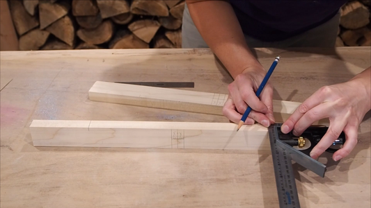 Measure and Mark Your Cuts