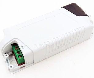Programming the Electrodragon IoT Relay