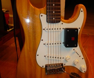 Removable Guitar Killswitch