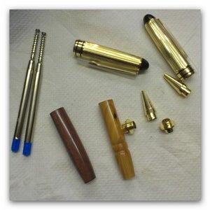 Assembling the Pen