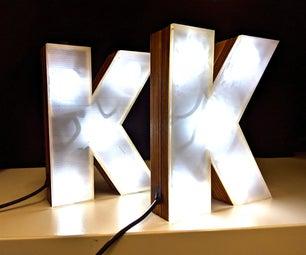 WiFi Friendship Lights