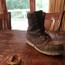 How to Re-lace a Boot.