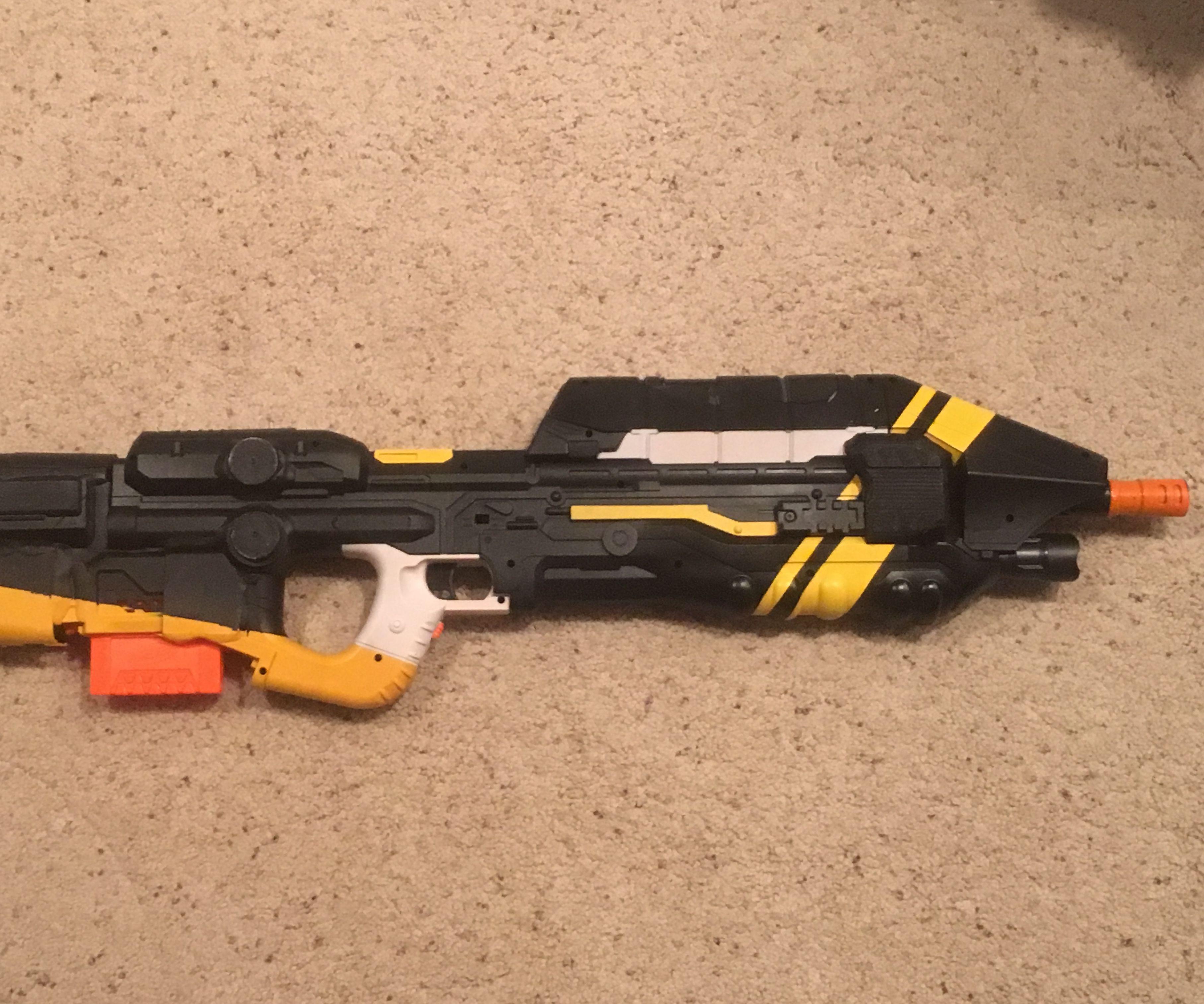 Nerf Halo MA5D Assault Rifle