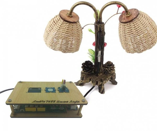 Three Ways to Control Your Table Lamp