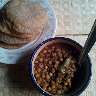 Bengali Luchi Recipe -use the Science of Vaporization of Water