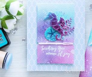 Oceans of Joy Using Card